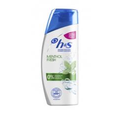 h&s Mentol Fresh shampoo...