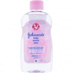 Johnson's Baby Oil 300 ml [24]